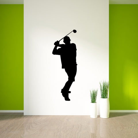 Golf Wall Decal Sticker 12