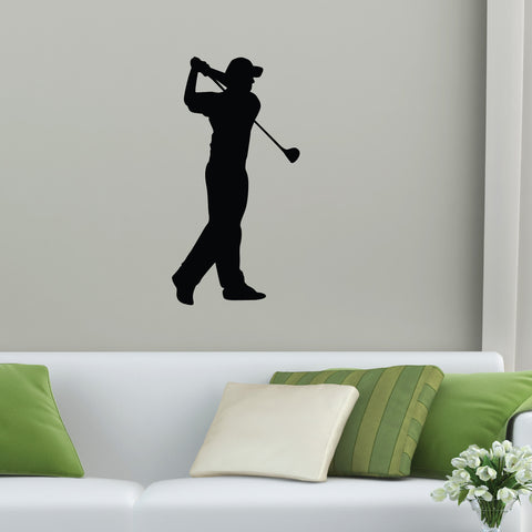 Golf Wall Decal Sticker 13