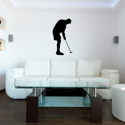 Golf Wall Decal Sticker 14