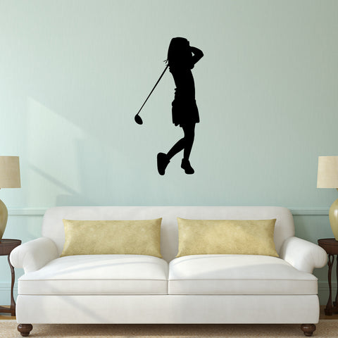 Golf Wall Decal Sticker 15