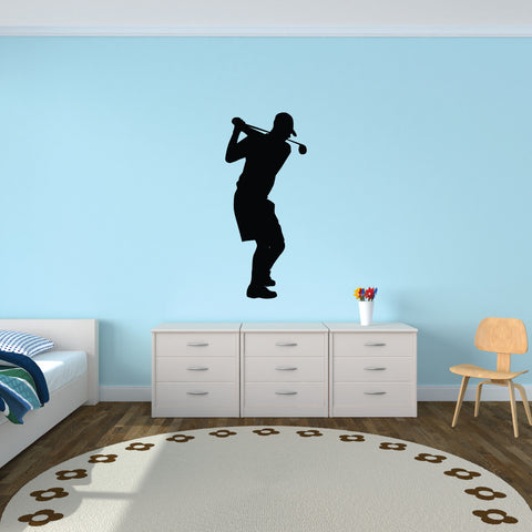 Golf Wall Decal Sticker 16