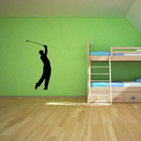 Golf Wall Decal Sticker 17
