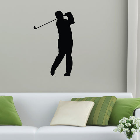 Golf Wall Decal Sticker 19