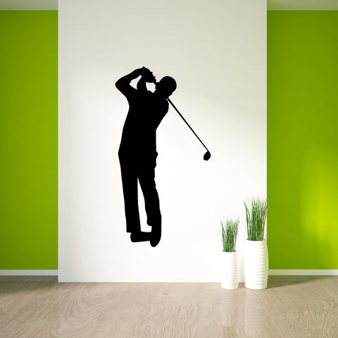 Golf Wall Decal Sticker 20