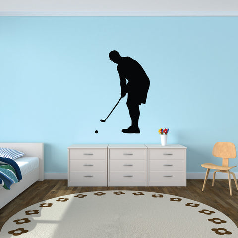 Golf Wall Decal Sticker 23