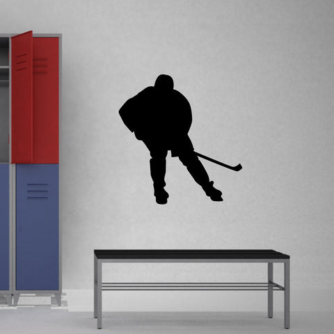Ice Hockey Wall Decal Sticker 3