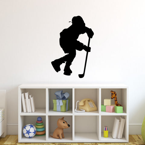 Ice Hockey Wall Decal Sticker 4