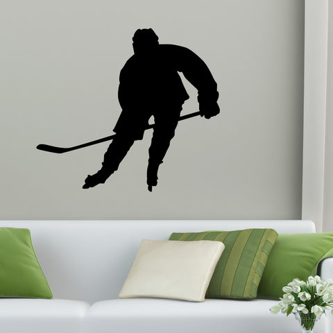 Ice Hockey Wall Decal Sticker 5