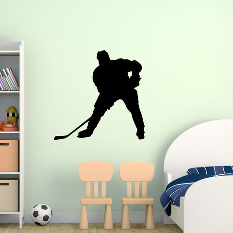 Ice Hockey Wall Decal Sticker 7