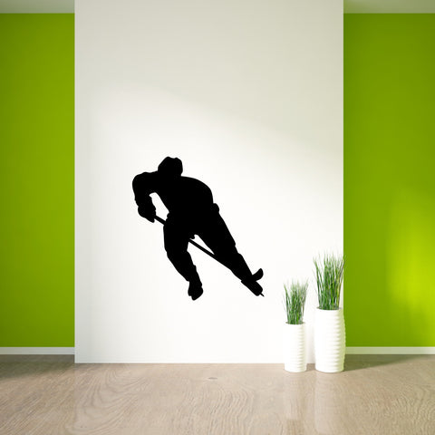 Ice Hockey Wall Decal Sticker 8