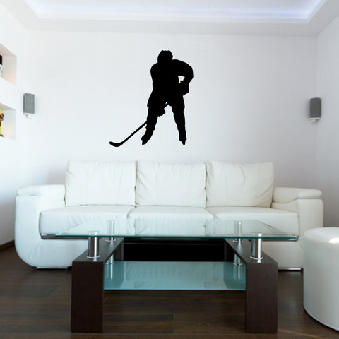 Ice Hockey Wall Decal Sticker 10