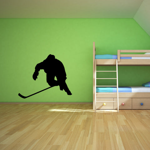 Ice Hockey Wall Decal Sticker 11