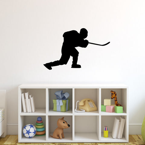 Ice Hockey Wall Decal Sticker 14