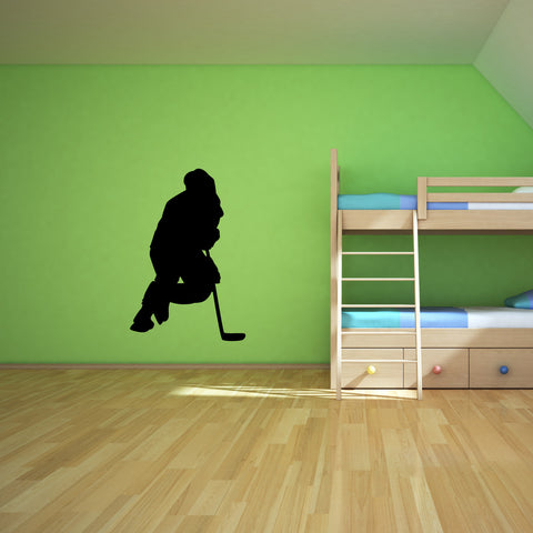 Ice Hockey Wall Decal Sticker 21
