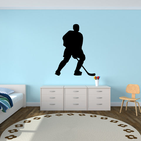 Ice Hockey Wall Decal Sticker 22