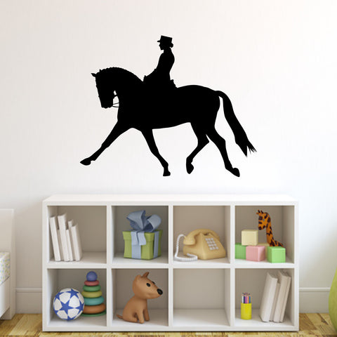 Horseback Riding Wall Decal Sticker 2