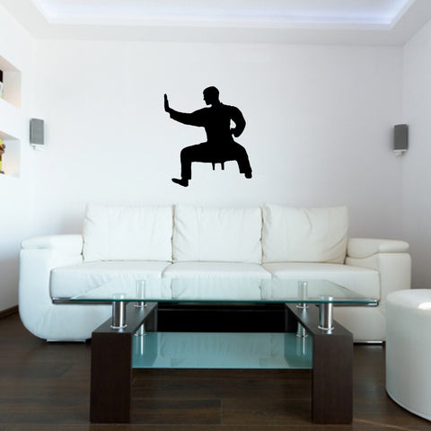 Martial Arts Wall Decal Sticker 10