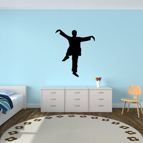Martial Arts Wall Decal Sticker 12