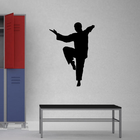 Martial Arts Wall Decal Sticker 13