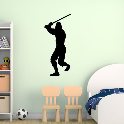 Martial Arts Wall Decal Sticker 27