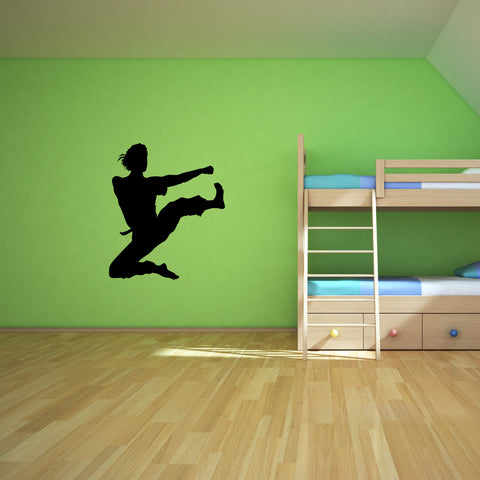 Martial Arts Wall Decal Sticker 31