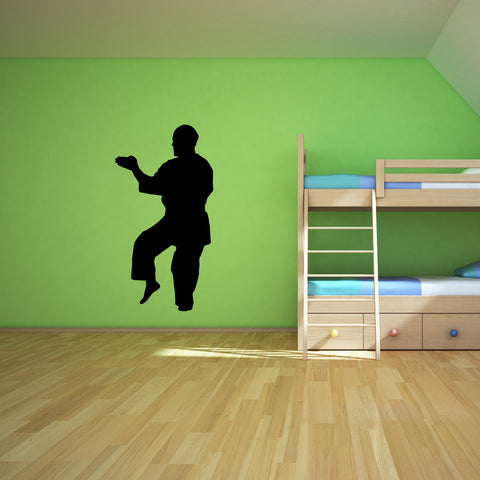 Martial Arts Wall Decal Sticker 41