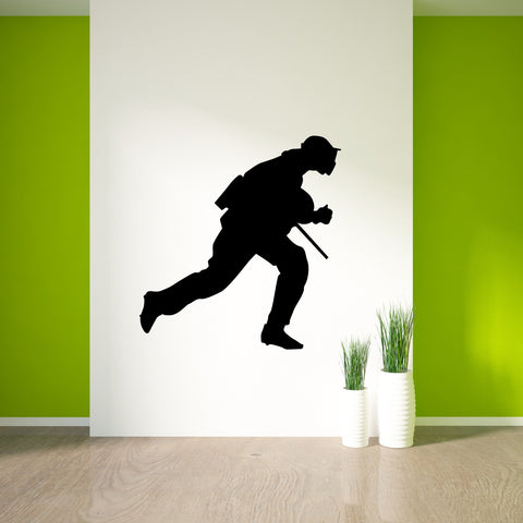 Paintball Wall Decal Sticker 6