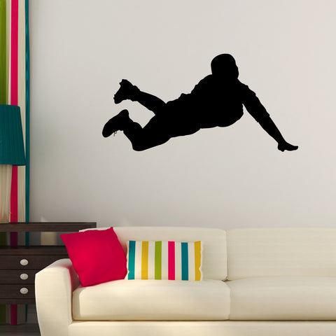 Rugby Wall Decal Sticker 1