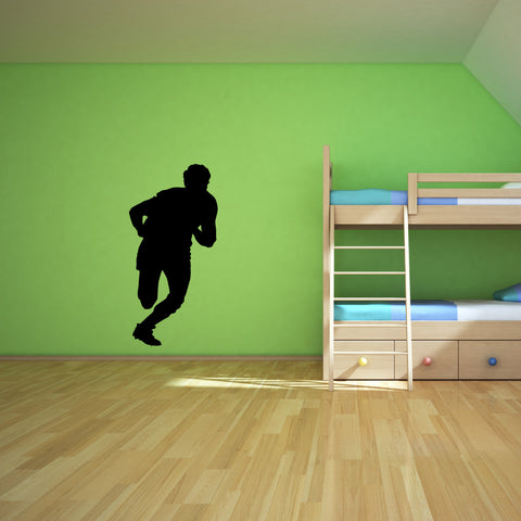 Rugby Wall Decal Sticker 5