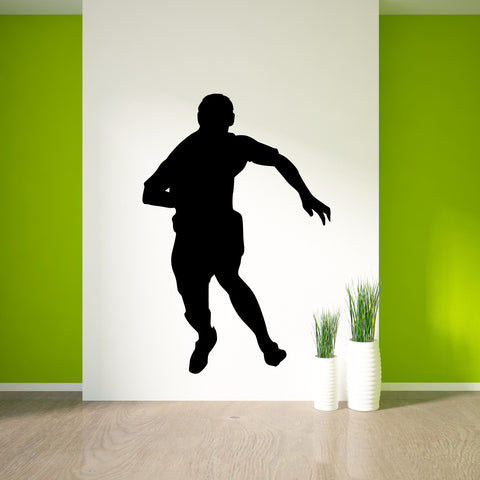 Rugby Wall Decal Sticker 6