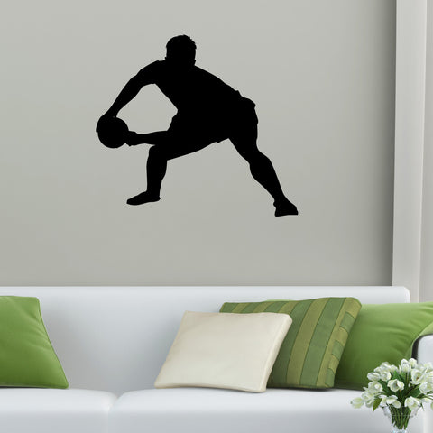 Rugby Wall Decal Sticker 7