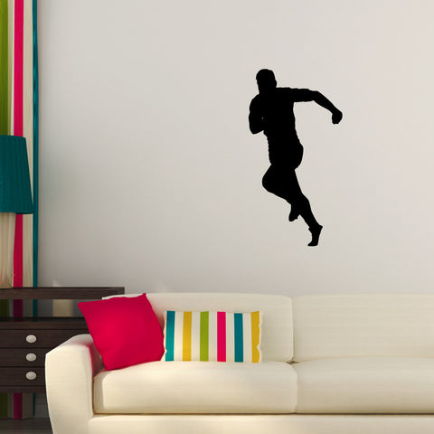 Rugby Wall Decal Sticker 8