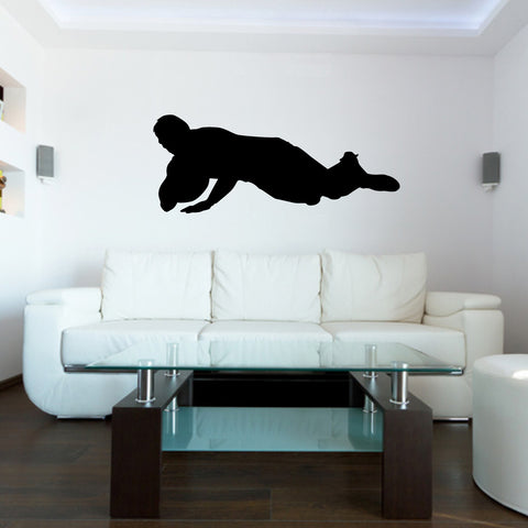 Rugby Wall Decal Sticker 10