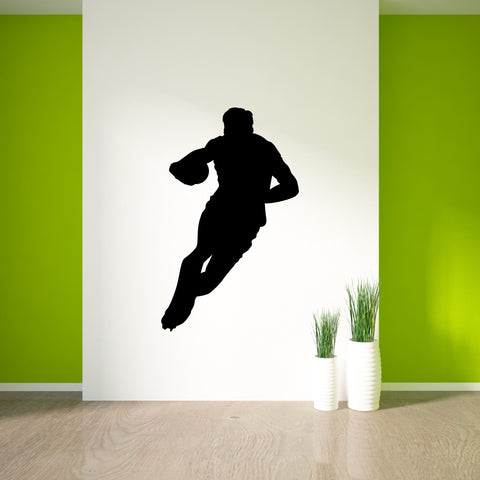 Rugby Wall Decal Sticker 11