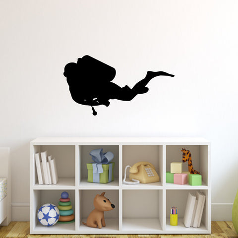 Scuba Diving Wall Decal Sticker 5