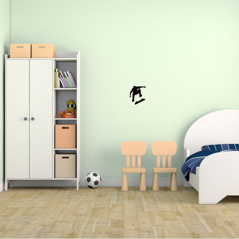 Skateboarding Wall Decal Sticker 4