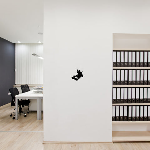 Skateboarding Wall Decal Sticker 5