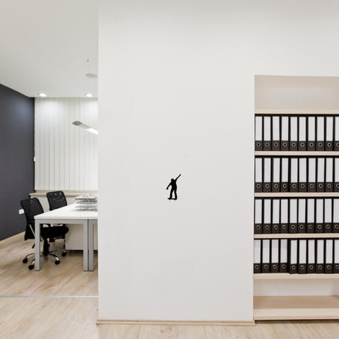 Skateboarding Wall Decal Sticker 19