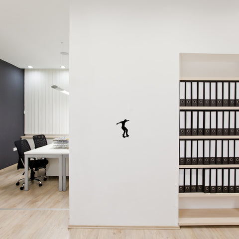 Skateboarding Wall Decal Sticker 25