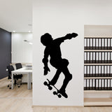 Skateboarding Wall Decal Sticker 35