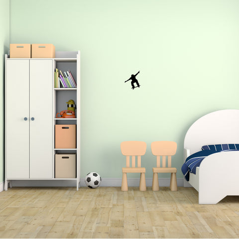 Skateboarding Wall Decal Sticker 56