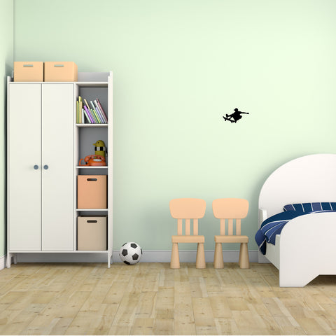 Skateboarding Wall Decal Sticker 62
