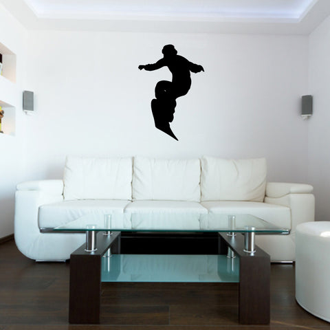 Snowboarding Wall Decal Sticker 5