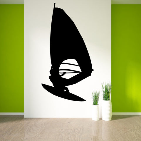 Surf Surfing Wall Decal Sticker 2