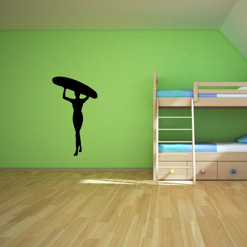 Surf Surfing Wall Decal Sticker 6