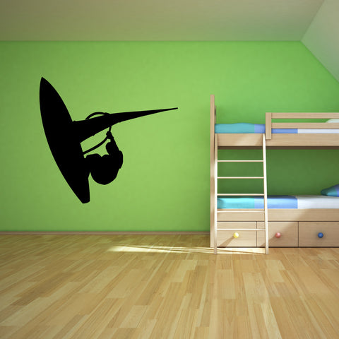 Surf Surfing Wall Decal Sticker 12