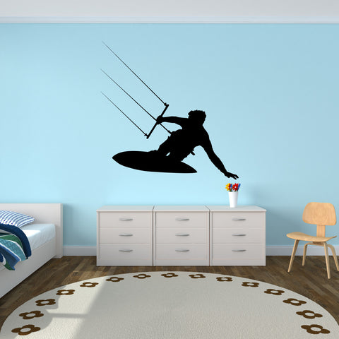 Surf Surfing Wall Decal Sticker 15