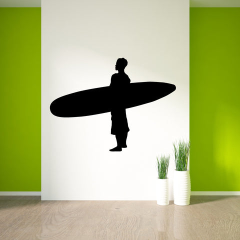 Surf Surfing Wall Decal Sticker 16