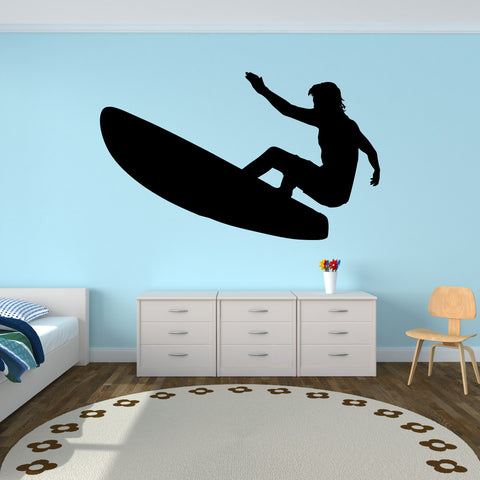 Surf Surfing Wall Decal Sticker 20