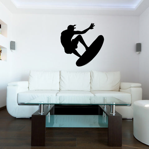 Surf Surfing Wall Decal Sticker 23